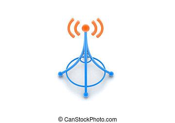 kommunikation tårn