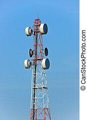 Kommunikation, Turm