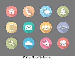 kommunikation, wohnung, design, web, heiligenbilder