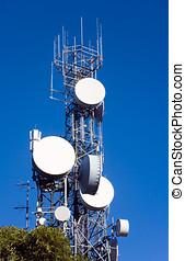 kommunikationer tårn