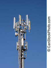kommunikationsturm