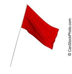 kommunism, flagga