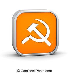 kommunism, underteckna