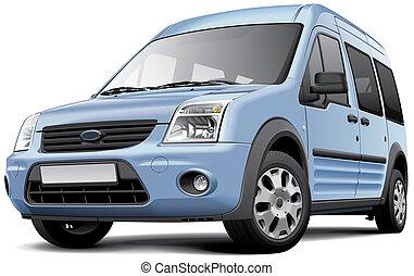 kompakt, europe, minivan