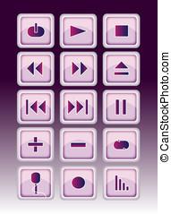 komplet, muzyka, ikona