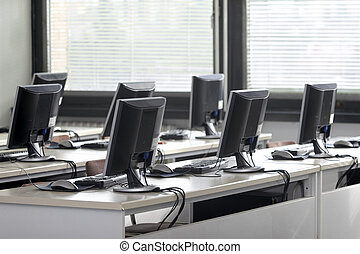 komputer classroom