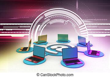 komputerowa sieć