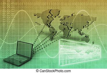 komputerowa technologia