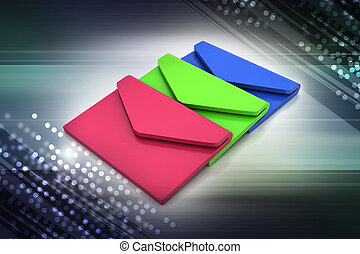 komunikacja, email, pojęcie