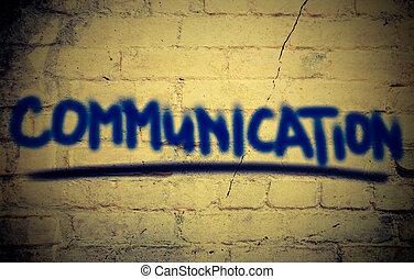 komunikacja, pojęcie