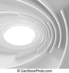 konceptualny, projektować, architektura