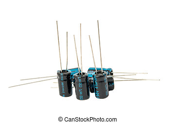 kondensatoren, freigestellt