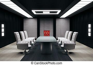 konferencyjny pokój