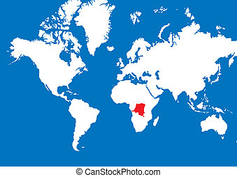 kongó, köztársaság, demokratikus