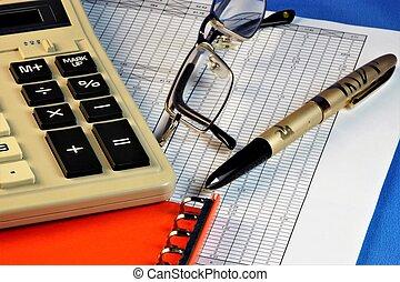 konieczny, obliczenie, funds., opodatkować, biurko, przybory, uważając