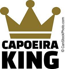 koning, capoeira