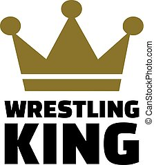 koning, worstelen