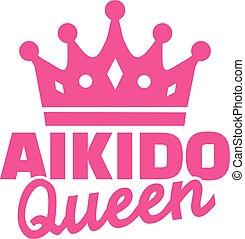 koningin, aikido
