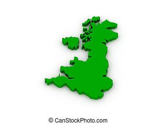 koninkrijk, groot, verenigd, groot-brittannië