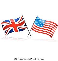 koninkrijk, staten, verenigd