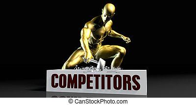 konkurenci