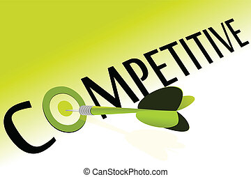 konkurencyjny