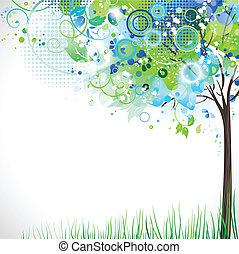 konserwator, drzewo