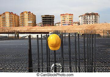 konstruktion, bakgrund