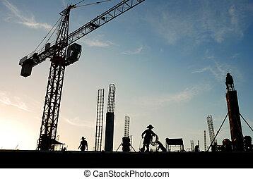 konstruktion lyftkran