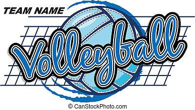 konstruktion, volleyball
