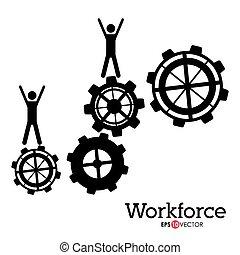 konstruktion, workforce