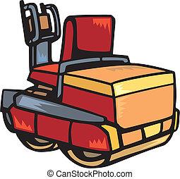 konstruktionsfahrzeuge