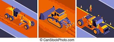 konstruktionstechnik, begriff, straße