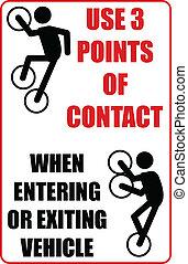 kontakt, kropka, v2, 3