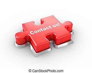 kontakt, us!
