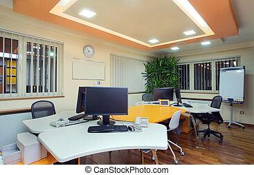 kontor interior