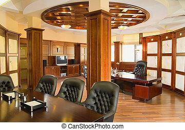 kontor, styrelse