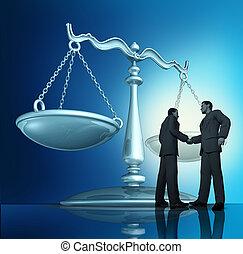 kontrakt, aftalen