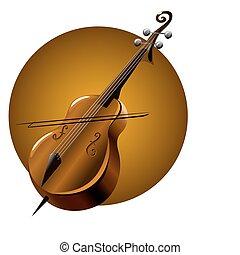 kontrobas, muziek instrument