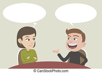 konversation