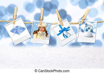 konzervativní, blanks, zima, kino, příbuzný, oběšení, dovolená, vánoce, blána