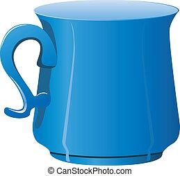 konzervativní, cup., vektor