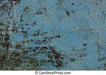 konzervativní, hněď, tkanivo, od, neurč. člen, dávný, opatřit kovem stěna