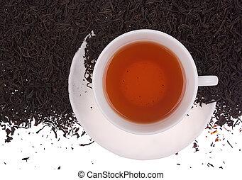 kop van thee