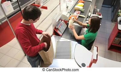 koper, op, checkout logenstrafen