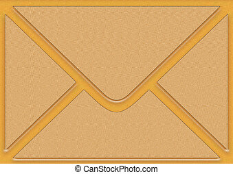 koperta, email