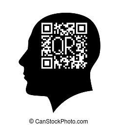 kopf, barcode