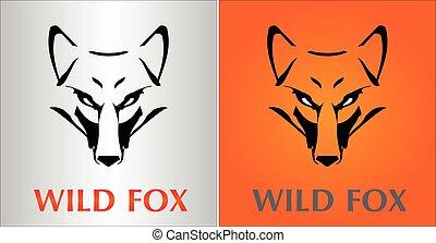 kopf, fuchs, fox.