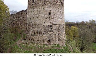 Koporye Fortress, Leningrad Region, Lomonosov District, ...