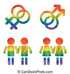 kopplar, homosexuell